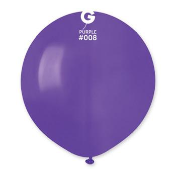 "19""G Purple #008 (25 count)"