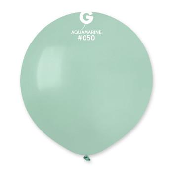 """19""""G Aquamarine #050 (25 count)"""