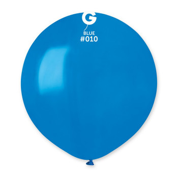 """19""""G Blue #010(25 count)"""