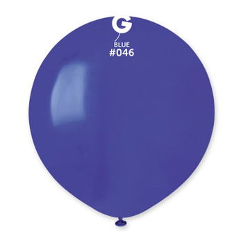 """19""""G Navy Blue #046 (25 count)"""