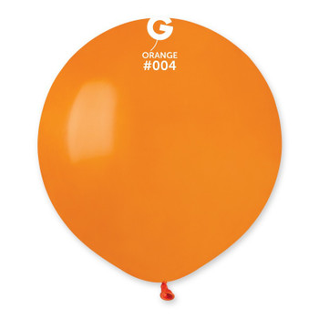 """19""""G Orange #004 (25 count)"""