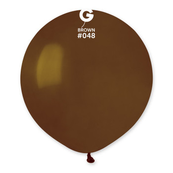 "19""G Brown #048 (25 count)"