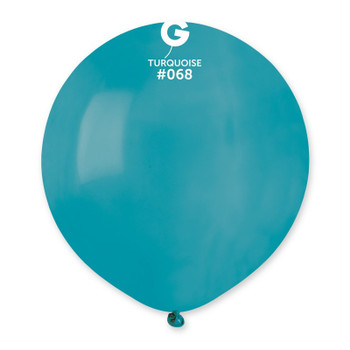 """19""""G Turquoise #068 (25 count)"""