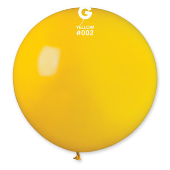 "31""G Yellow #002(2 count)"