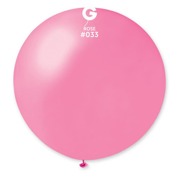 "31""G Metallic Rose #033 (1 count)"