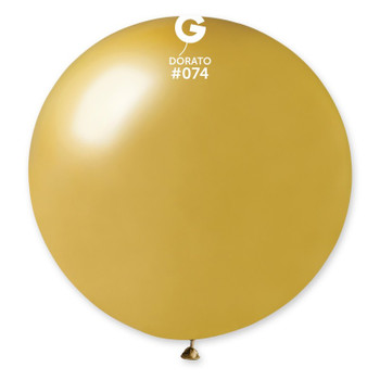 "31""G Metallic Dorato #074(1 count)"