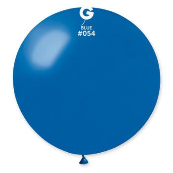 "31""G Metallic Blue #054 (1 count)"