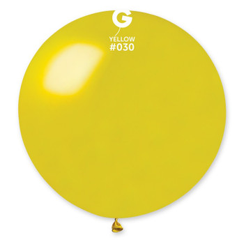 "31""G Metallic Yellow #030 (1 count)"