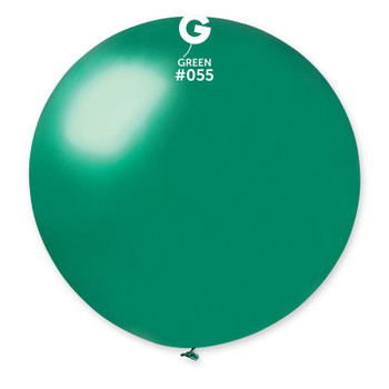 "31""G Metallic Dark Green #055(1 count)"