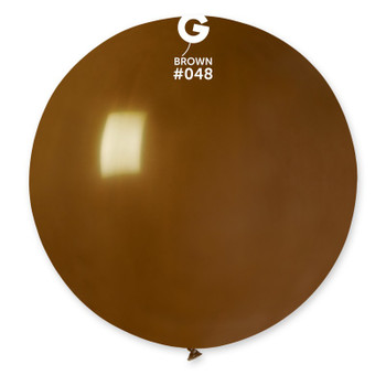 "31""G Brown #048 (1 count)"