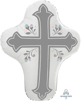 "28""A Cross, Holy Day(1 count)"