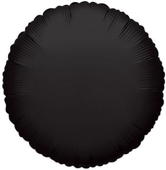 """4""""K Round Black (10 count)"""