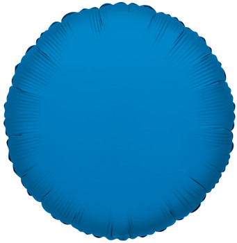 "4""K Round Royal Blue (10 count)"