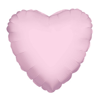 "4""K Heart, Light Pink (10 count)"