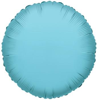 """9""""K Round, Baby Blue(10 count)"""
