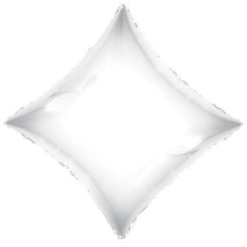 """9""""K Diamond, White(10 count)"""