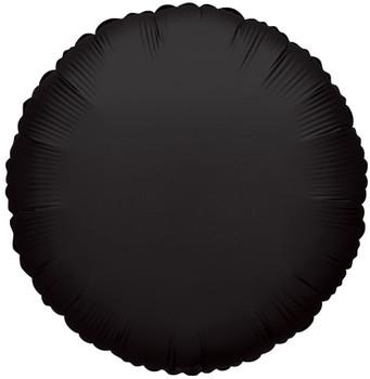 """9""""K Round, Black (10 count)"""
