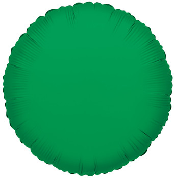 "9""K Round Emerald Green (10 count)"