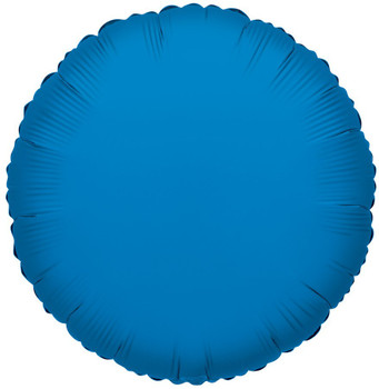 "9""K Round, Royal Blue(10 count)"