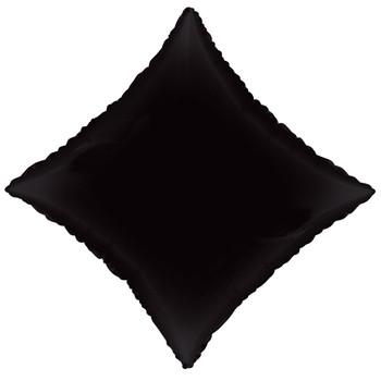 "18""K Diamond, Black(10 count)"