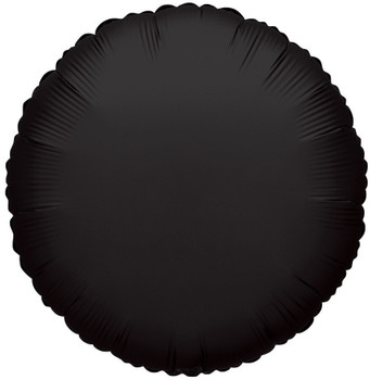 """18""""K Round, Black (10 count)"""