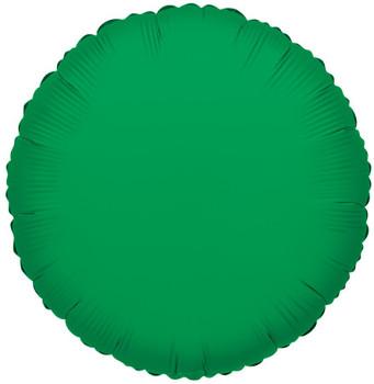 "18""K Round, Emerald Green (10 count)"