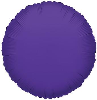 """18""""K Round, Purple(10 count)"""
