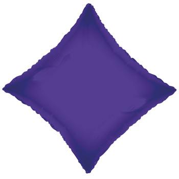 "18""K Diamond, Purple(10 count)"