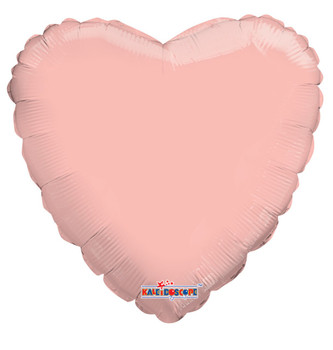 "18""K Heart Rose Gold (10 count)"