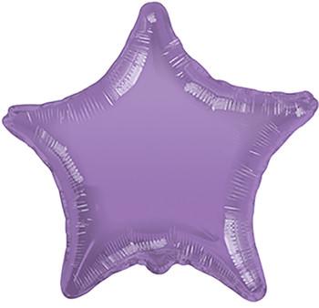 """18""""K Star, Violet (10 count)"""