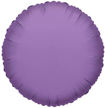 """18""""K Round, Violet (10 count)"""