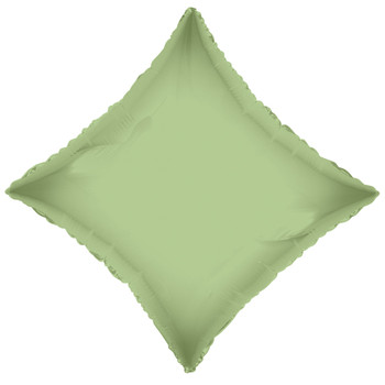 "18""K Diamond, Olive Green (10 count)"