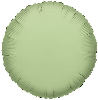 """18""""K Round, Olive Green (10 count)"""