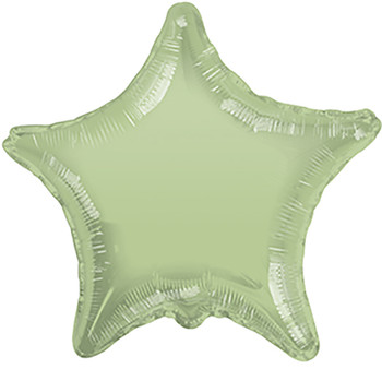"18""K Star, Olive Green (10 count)"