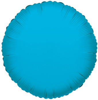 "18""K Round, Turquoise Blue (10 count)"