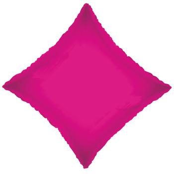 "18""K Diamond, Hot Pink(10 count)"