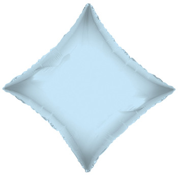 "18""K Diamond, Light Blue(10 count)"