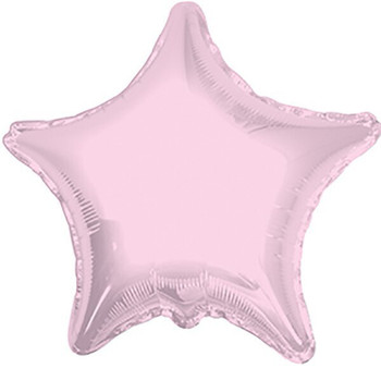 "18""K Star, Light Pink(10 count)"
