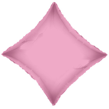 "18""K Diamond, Baby Pink (10 count)"