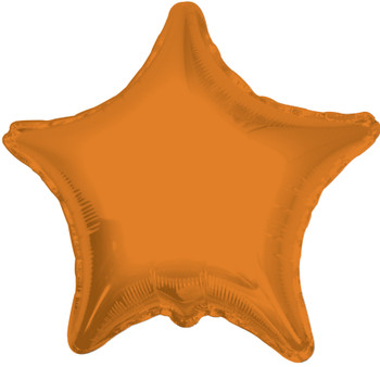 "18""K Star, Orange (10 count)"