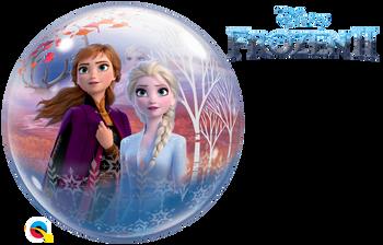"""22""""Q Bubble Frozen 2 (1 count)"""