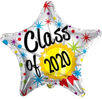 "18""K Class 2020 Star (10 count)"