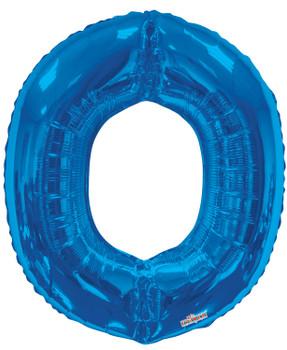 "34""K Royal Blue O (1 count)"