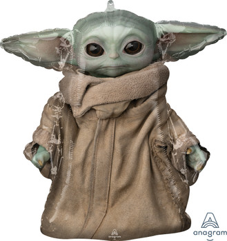"23""A Star Wars  Baby Yoda (1 count)"