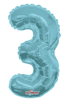 "14""K Light Blue #3 (5 count)"