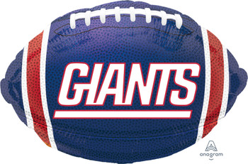 "18""A Sports, Football New York Giants (10 count)"