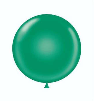 "24""T Emerald Green (5 count)"