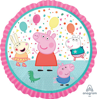 """18""""A Peppa Pig (5 count)"""