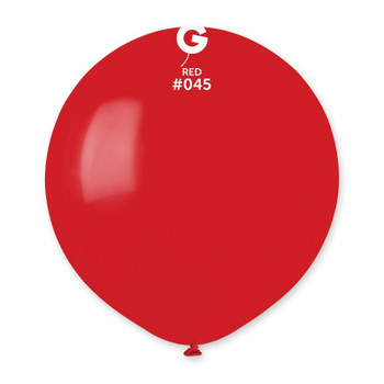 "19""G Red #045 (25 count)"