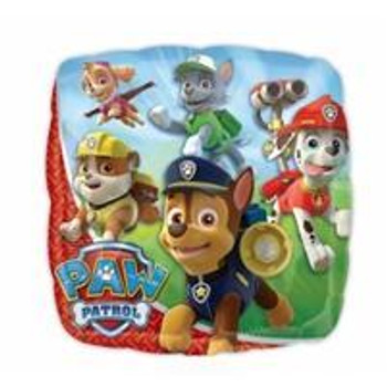 """18""""A Paw Patrol (5 count)"""